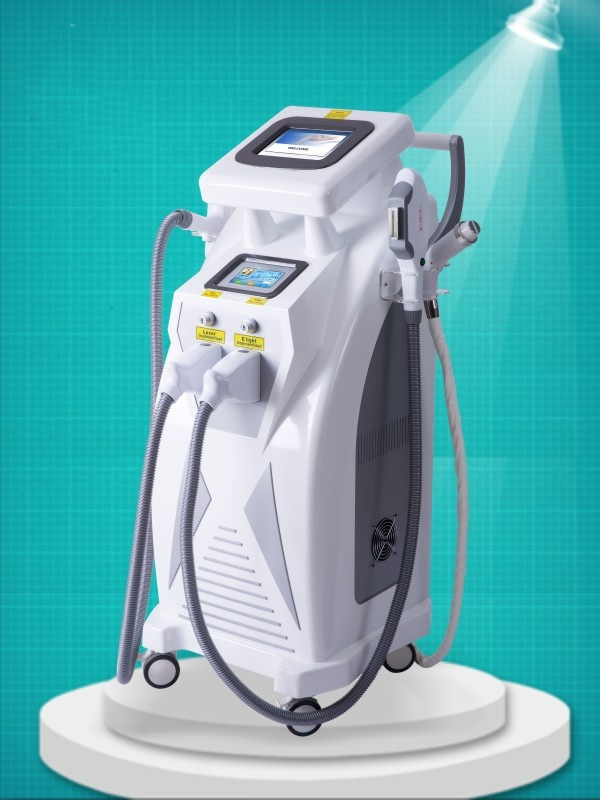New Multifunctional Beauty Machine C402 hair removal,laser,IPL
