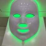 7 colors PDT LED light therapy acne treatment&skin tightening mask