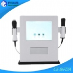 New Co2 Oxygeneo facial skin rejuvenation beauty machine / anti--wrinkle refine face skin machine